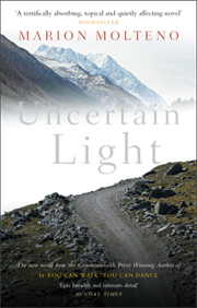 Uncertain Light book cover
