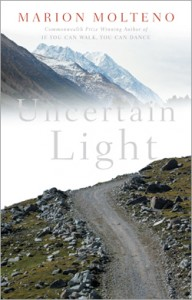 Uncertain Light cover