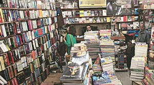Famous Book Store -------- Express Photo By Amit Mehra 03 Sept 2015