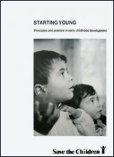 Starting Young report cover