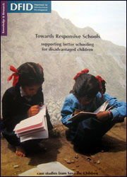 Towards responsive schools report cover