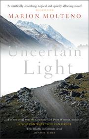 Uncertain Light book cover