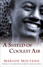 A shield of coolest air book cover