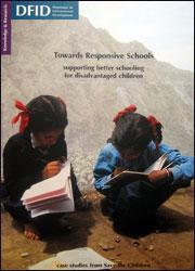 Towards responsive schools report cover